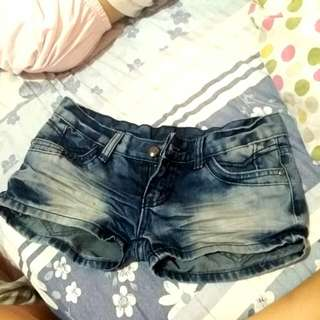 Preloved Denim Shorts