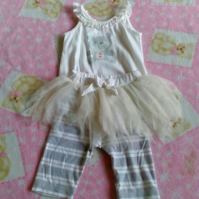 REPRICED! 2pc Tutu Set