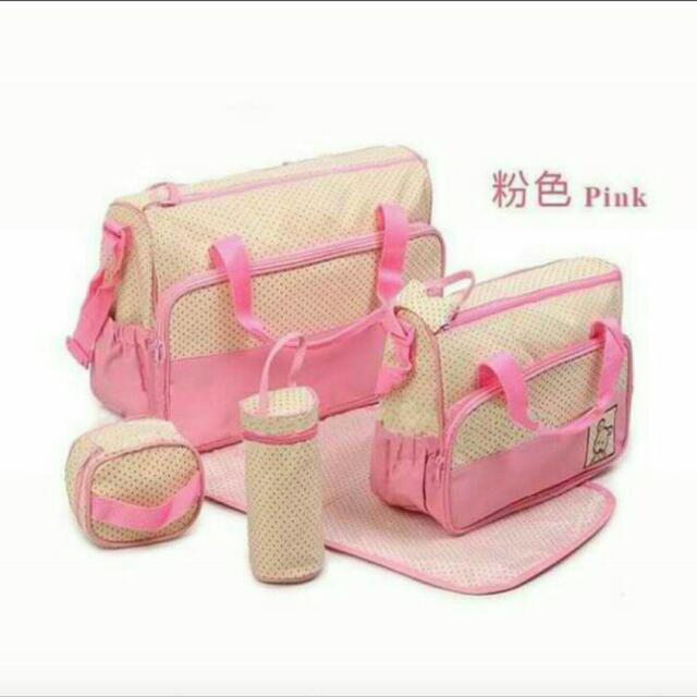 5n1 Premium Baby Bag