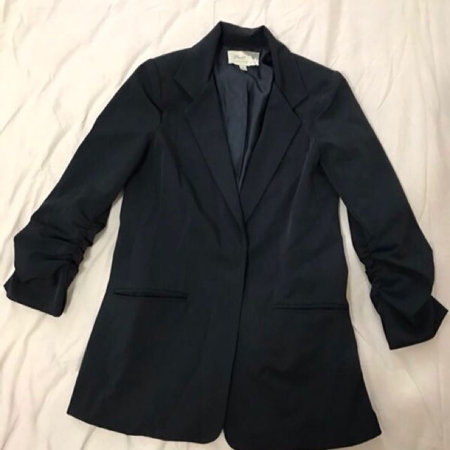 修身西裝外套#三百元外套