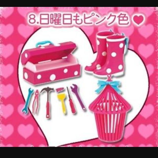 徵求 徵求 徵求 不是賣Re-ment 食玩 戀愛中的粉紅
