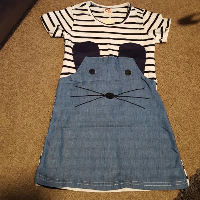 *Brand New* Short Sleeve Dress