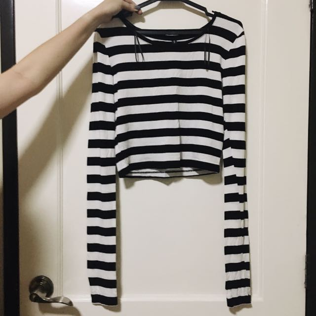 Astradivarius Stripes Top