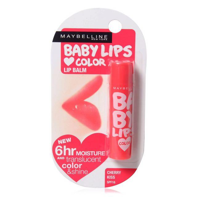 BABY LIPS MAYBELINE