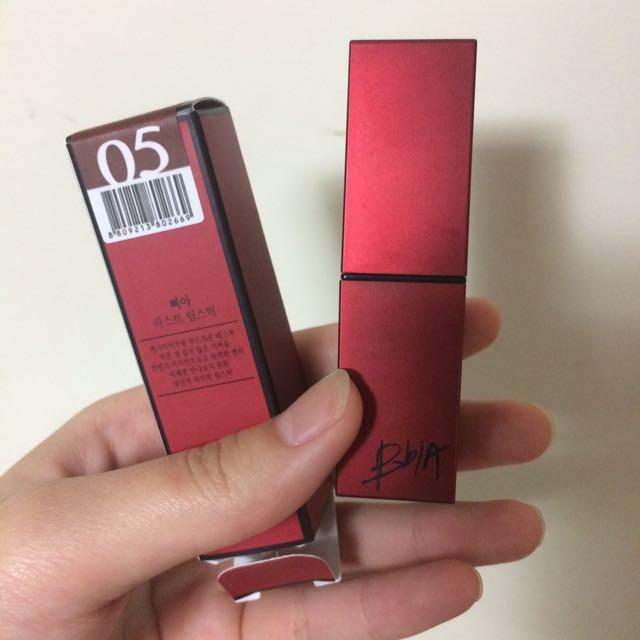 Bbia紅管5號 #兩百元彩妝出清