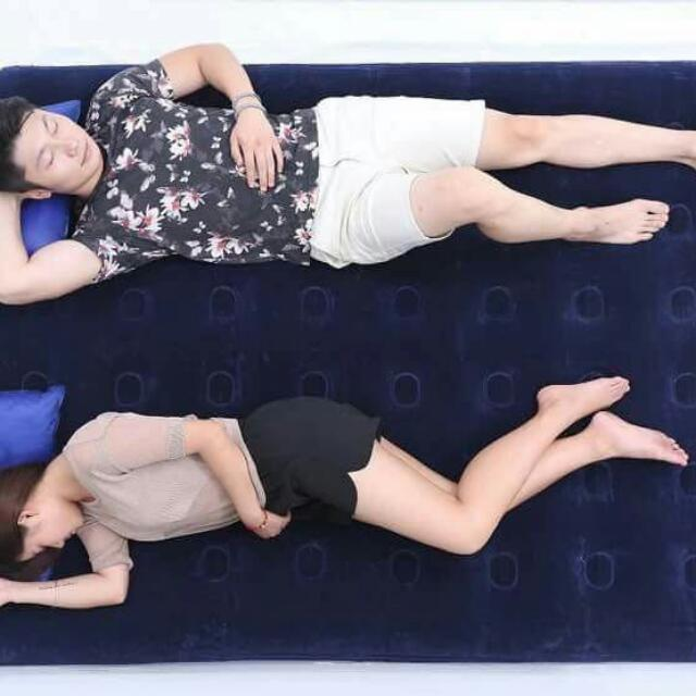 best way inflatable bed