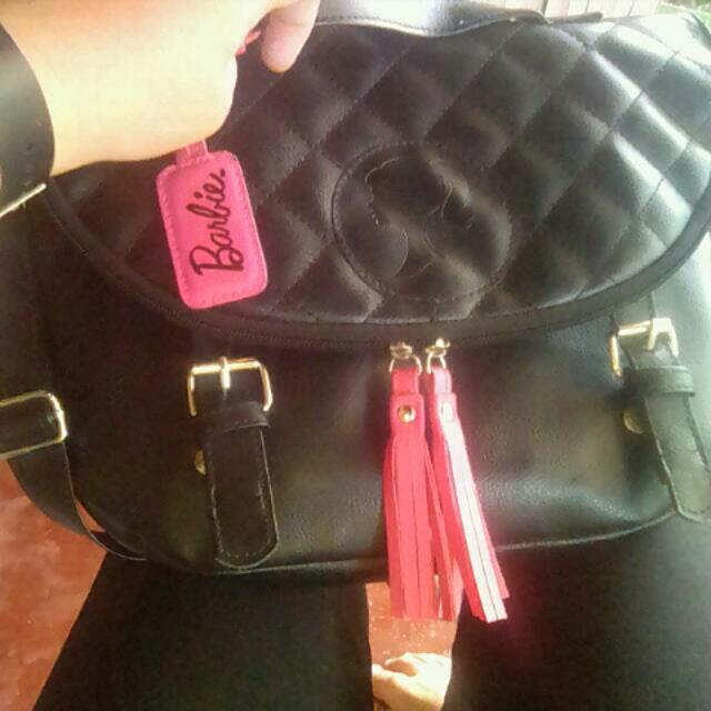 Black Barbie Sling Bag