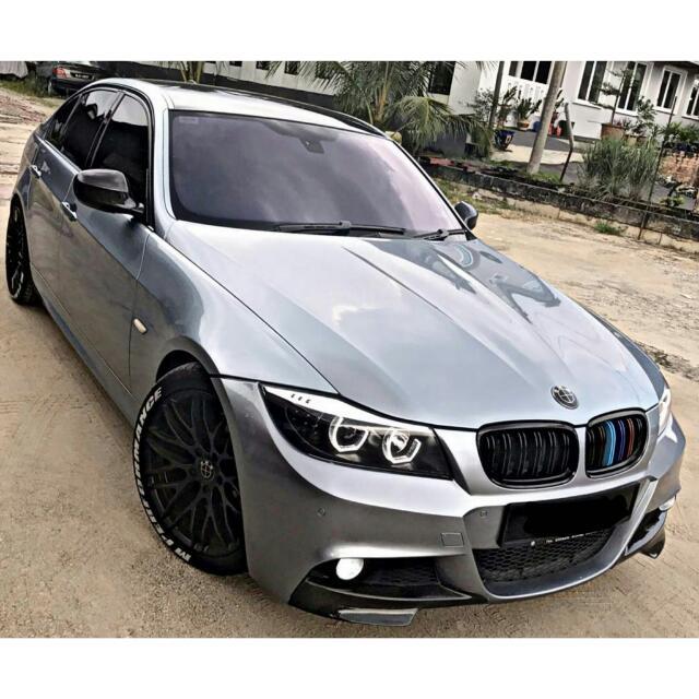 BMW E90 325i M-Sport (SAMBUNG BAYAR), Cars, Cars For Sale