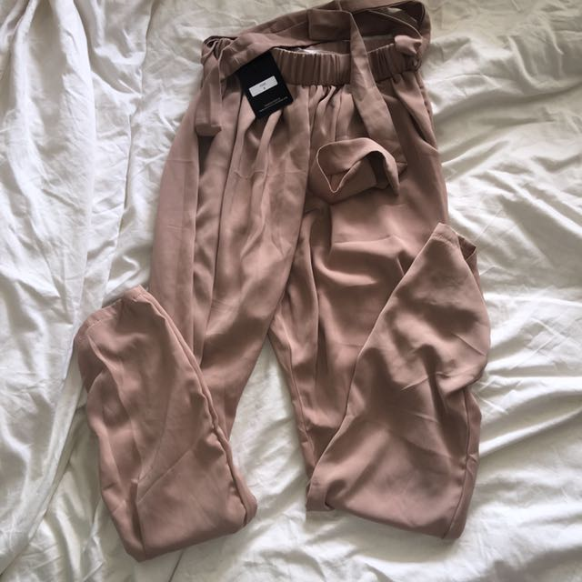 BNWT Beige Pants