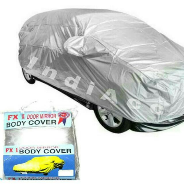 BODY COVER SARUNG MOBIL GRAND NEW YARIS