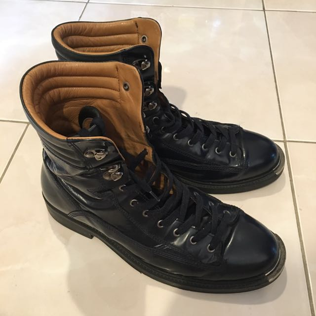 Boots Zara Man (Dark Blue)