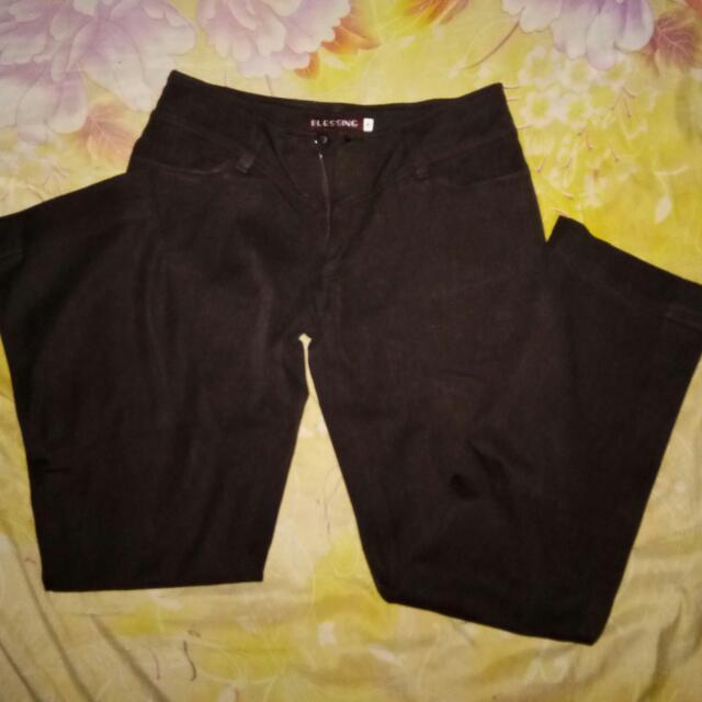 Celana Bahan Panjang