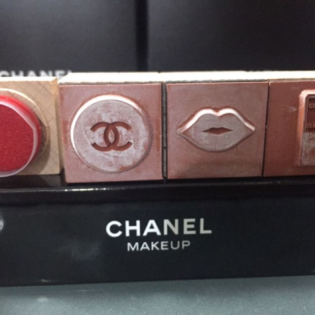 Chanel Stamp Set