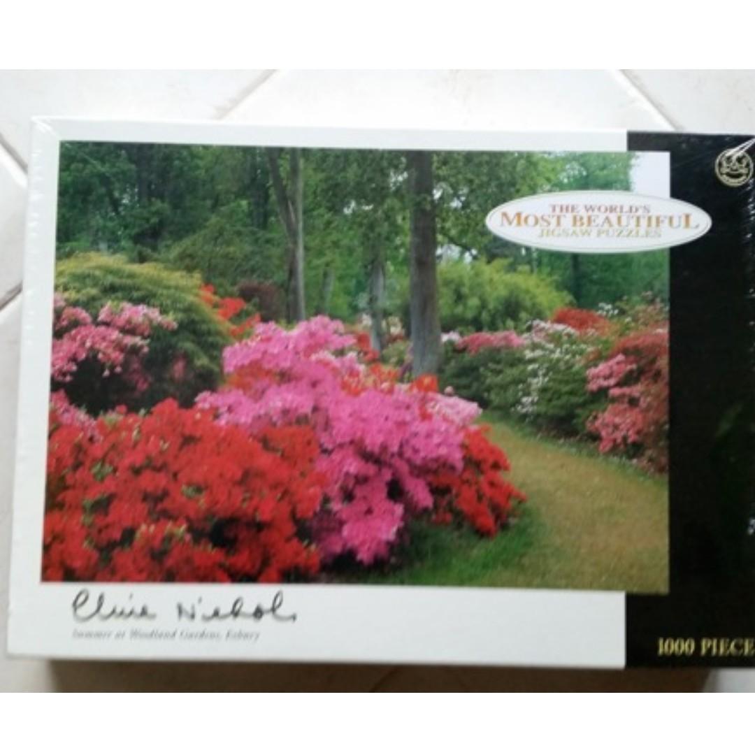 Clive Nichols' Garden Jigsaw