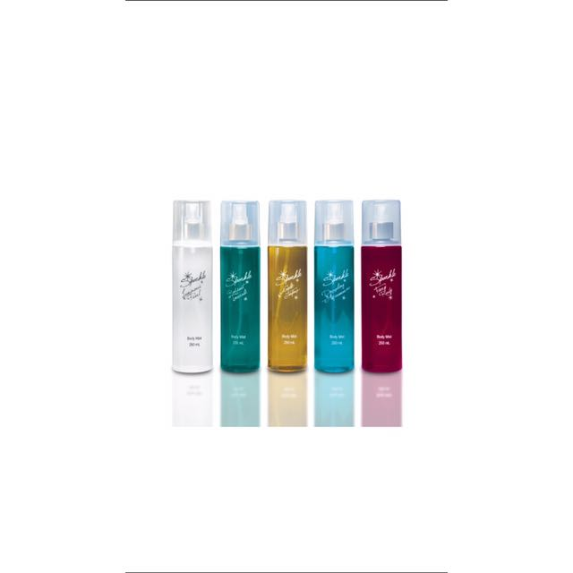 COD 250ml Body Mist Sparkle