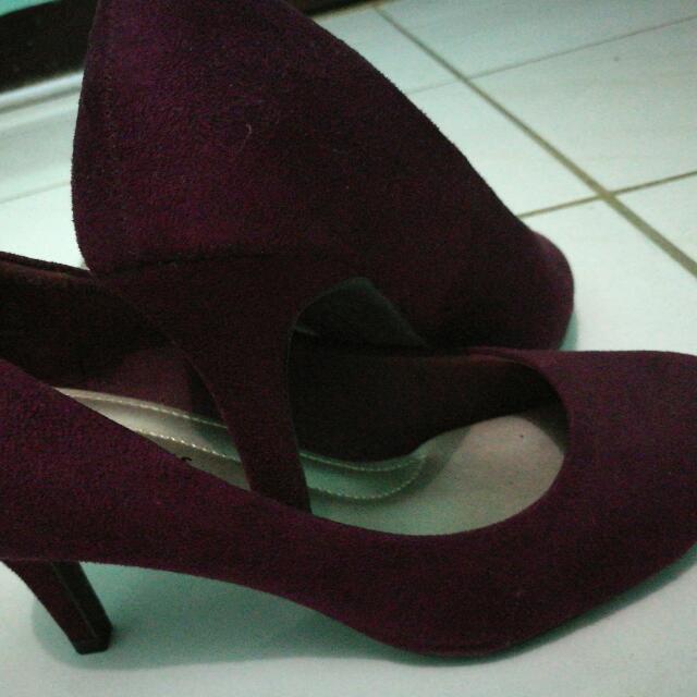 Comfort Plus 2 inches heels