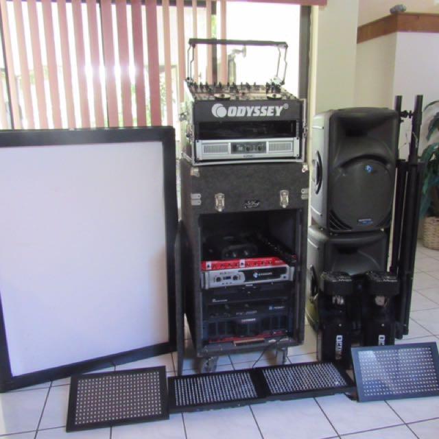Complete Dj Equipment