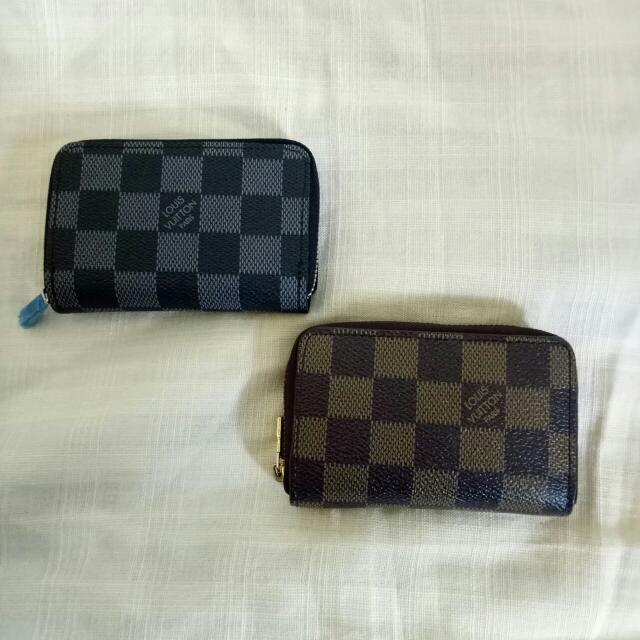 COUPLE LOUIS VUITTON WALLET