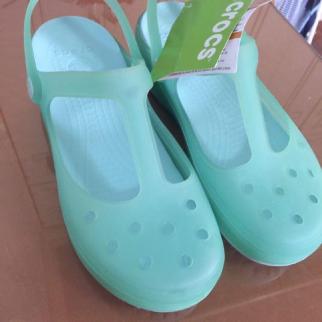 Crocs (Mary Jane)