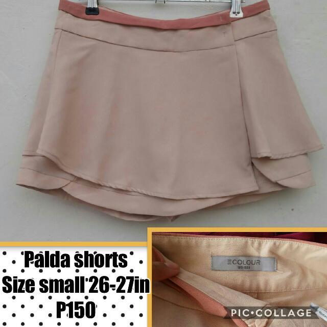 Cute Palda Shorts