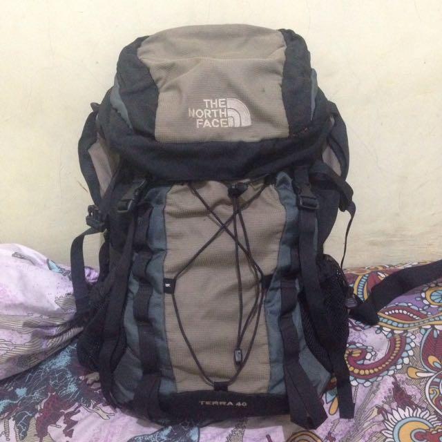 Daypack TNF Terra 40L