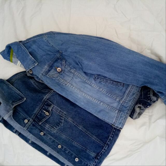 Denim Jaket