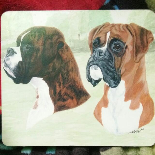 Dog Design for wall