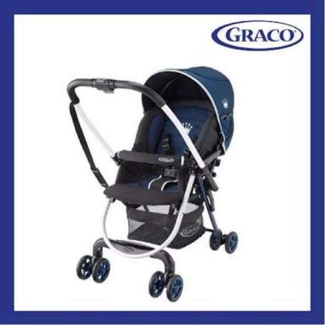 Dijual Preloved Stroller Graco Citilite R
