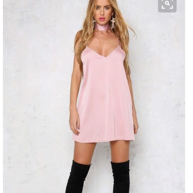 Dolly Girl Fashion Boutique Slip Dress