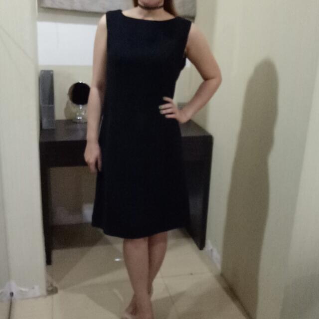 Dress Black Xl