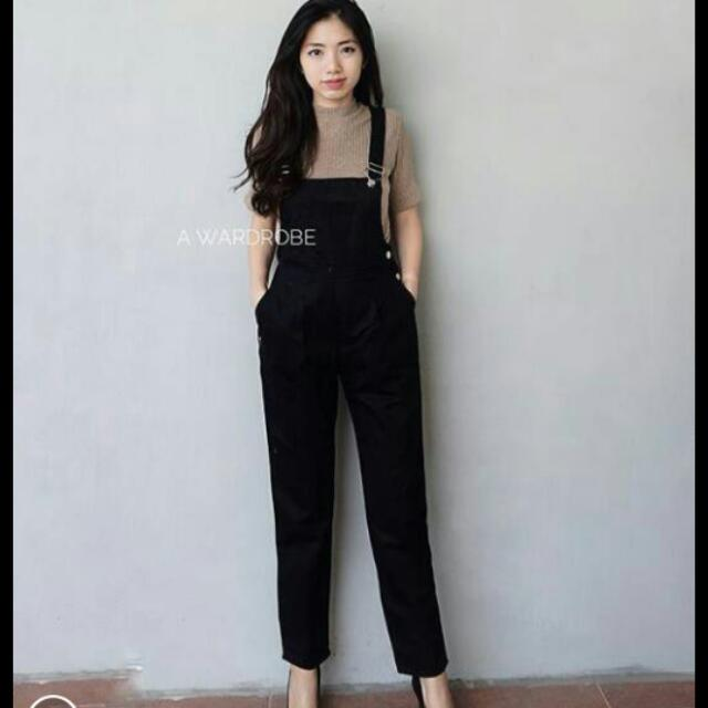 Dungare Longpants Black