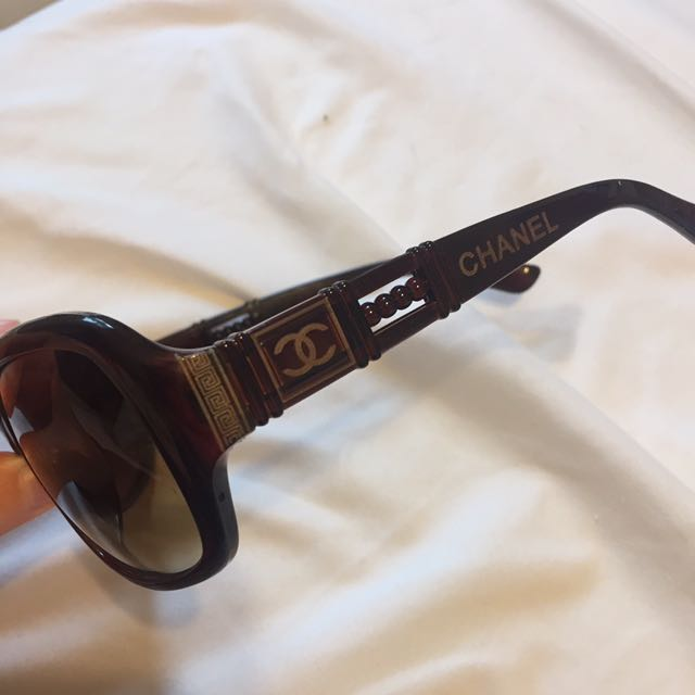 Fake Chanel Sunglasses