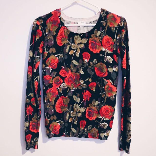 Garage Rose Sweater