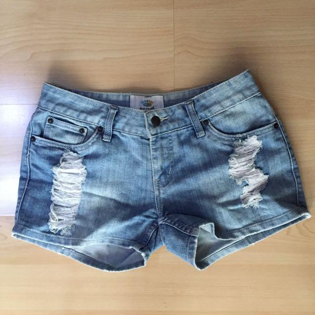 Gaudi Denim Shorts