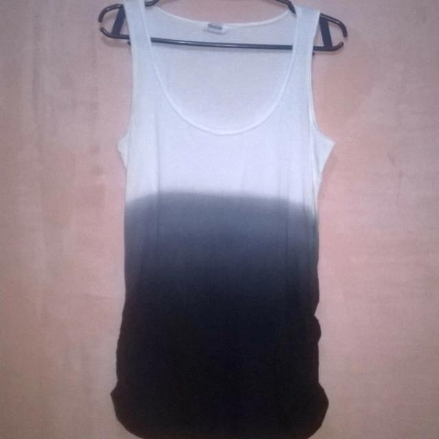 Gradient Sleeveless Dress
