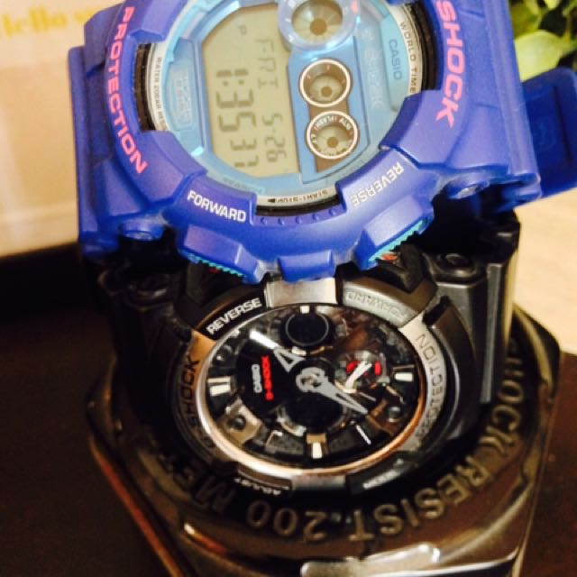G-Shock Rush Sale