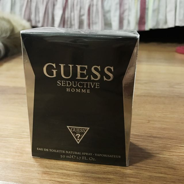 Guess Seductive Homme Perfume