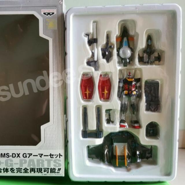 GUNDAM RX-78 + G-PARTS Action Figure