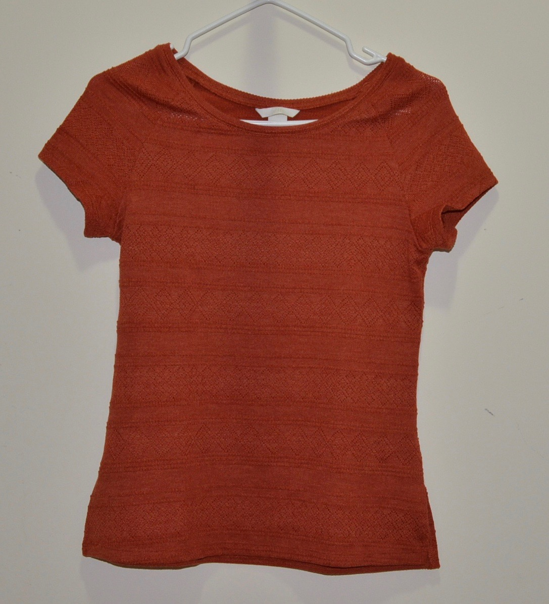 H&M Basic Knitted Shirt