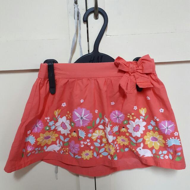 H&M Girls Skirt