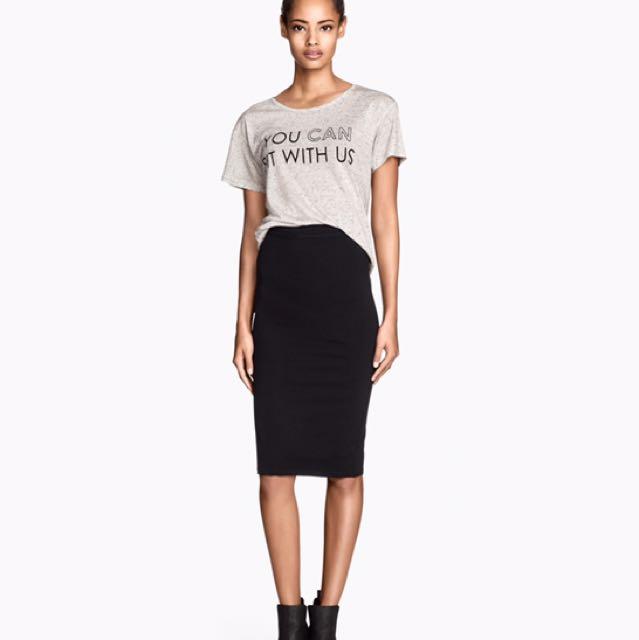 Hm Skirt Never Worn Size M