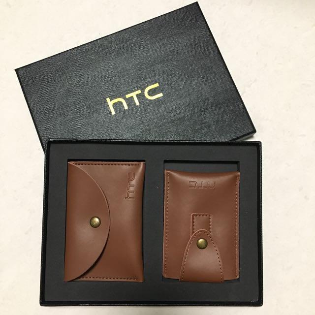 HTC精品皮件套組