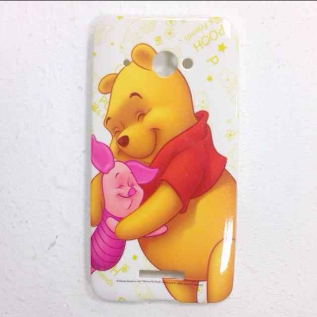 全新🎀HTC Butterfly 蝴蝶機 Disney 迪士尼 Winnie The Pooh 維尼熊 手機殼