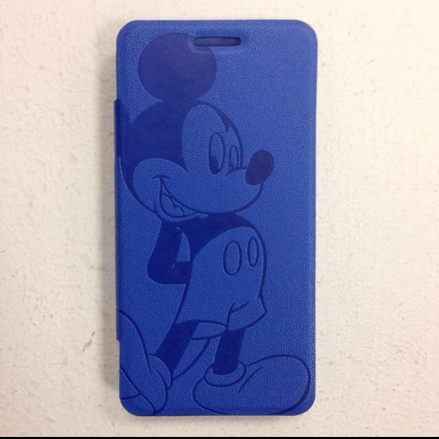 全新🎀HTC Butterfly S 蝴蝶機S Disney 迪士尼 Mickey 米奇 手機皮套