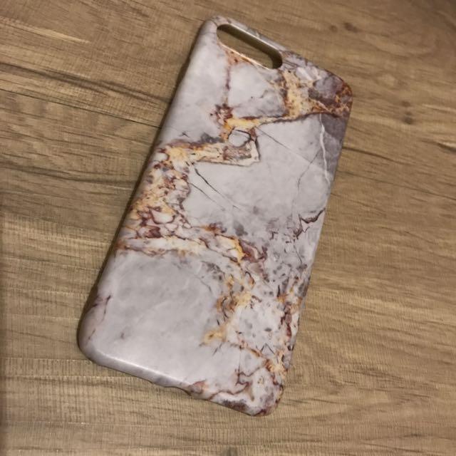 ▫️i7 plus phone case 大理石花紋 手機殼
