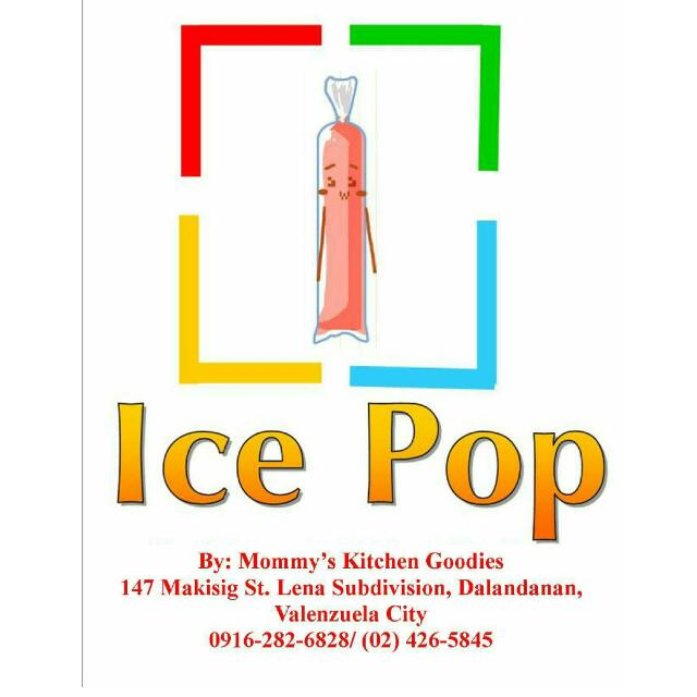 ICE POP by: Mommy's Kitchen Goodies