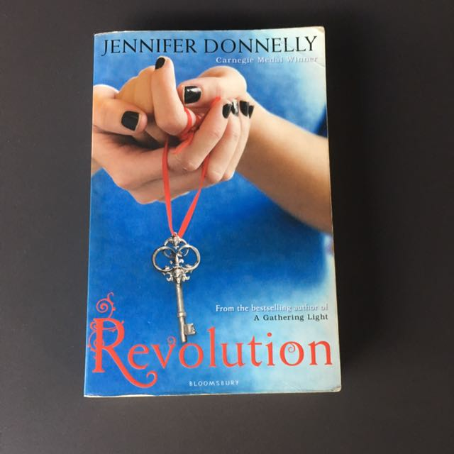 Import Revolution By Jennifer Donnely