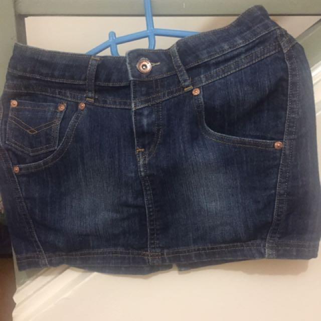 Jag Mini Skirt