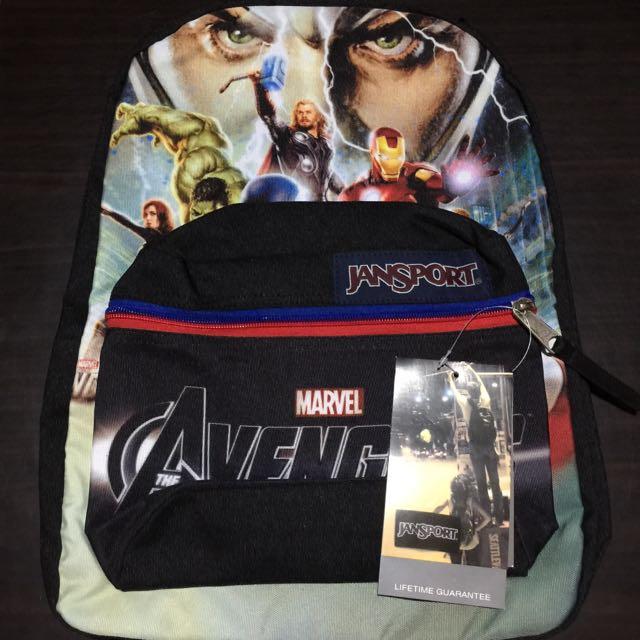 Jansport Character Bag