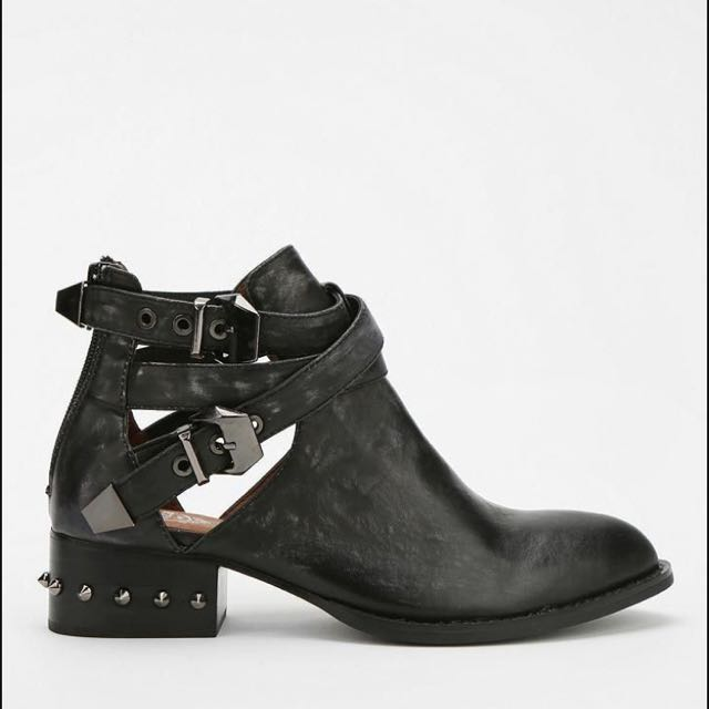 Jeffrey Campbell x Urban Outfitters Everstud ankle boots